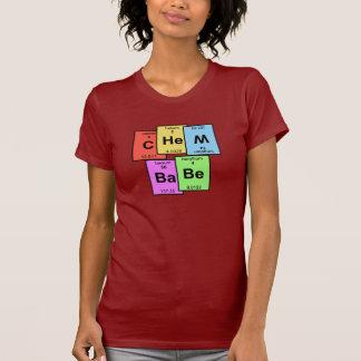 Chem Babe Periodic Table T-shirt