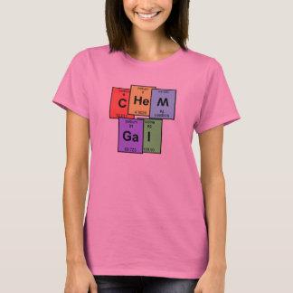 Chem Gal Periodic Table T-shirt