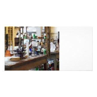 Chem Lab Photo Card