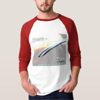 "Chem-Trails  / "" U-Turn ! "" T-Shirt"