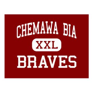 Chemawa BIA - Braves - High School - Salem Oregon Postcard