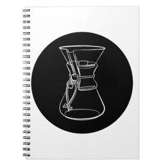 Chemex Coffee Notebook