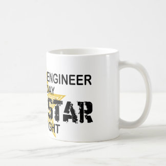Chemical Engineer Rock Star Coffee Mug