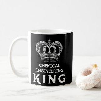 CHEMICAL ENGINEERING KING COFFEE MUG