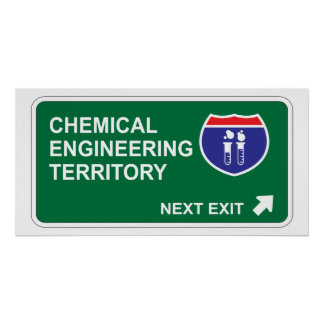 Chemical Engineering Next Exit Poster