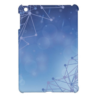 chemical pattern cover for the iPad mini