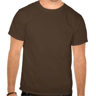"""""""Chemin de fer Santa Rosa carré, CA """" T Shirt"""