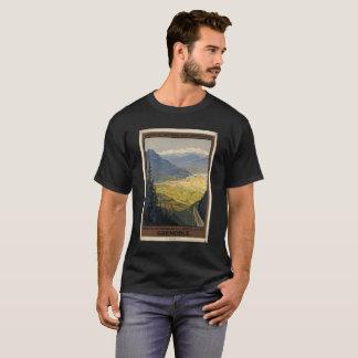 CHEMINS DE FER PARIS. LYON. MEDITEvintage picture. T-Shirt