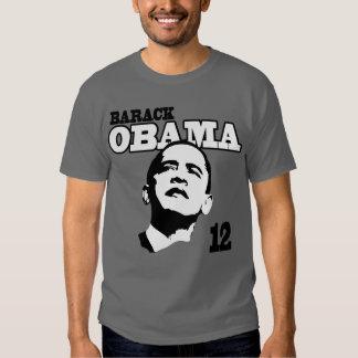 Chemise 2012 de Barack Obama Tee-shirt