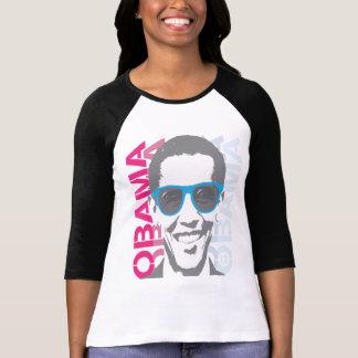 Chemise 2012 de base-ball de Barack Obama T-shirts