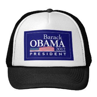 chemise 2012 légère de président de Barack Obama Casquettes De Camionneur