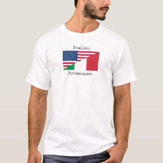 Chemise américaine italienne t-shirt