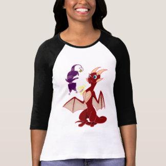 Chemise amicale de dragon (femelle adulte) t-shirt