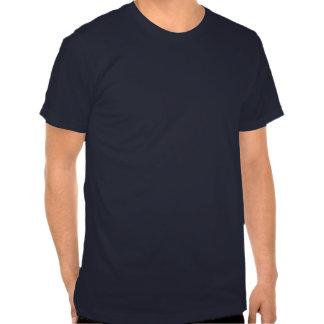 Chemise britannique de drapeau affligée t-shirts