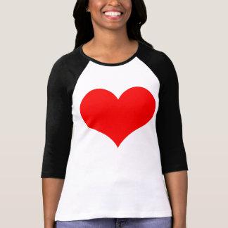 Chemise d'amour t-shirt