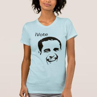 chemise de Barack Obama d'iVote T-shirt