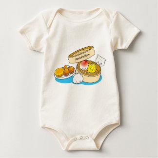 Chemise de bébé de partie de Dim Sum (plus de Bodies Pour Bébé