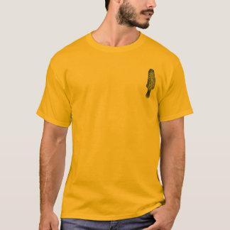 Chemise de chasse de champignon t-shirt