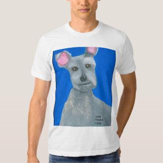 Chemise de chien de Scotty par Julia Hanna T Shirt