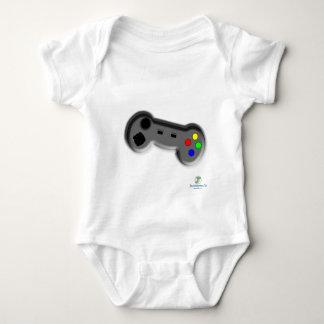 Chemise de contrôleur de jeu vidéo tshirts
