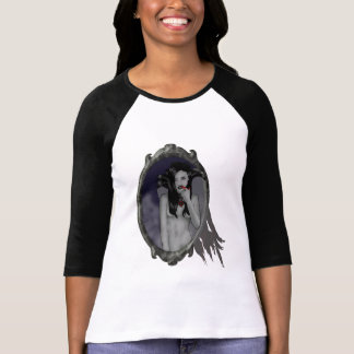 chemise de fille de vampire t-shirt