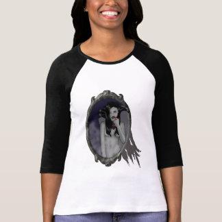 chemise de fille de vampire tee shirts