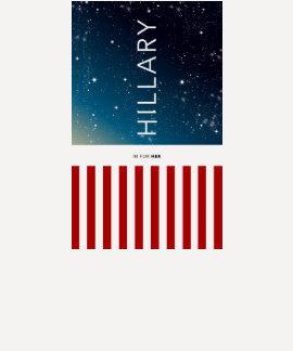 Chemise de Hillary Clinton Tee Shirt