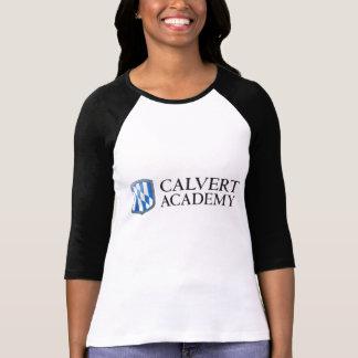 Chemise de la douille des femmes d'académie de tshirts