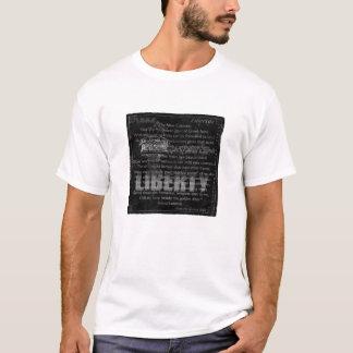 Chemise de liberté t-shirt