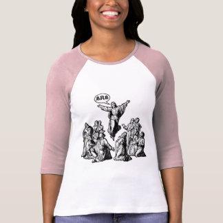 Chemise de lol de Jésus BRB Tee-shirts