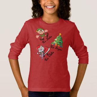 Chemise de Noël française / French Christmas shirt