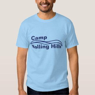 Chemise de Rolling Hills de camp Tee Shirts
