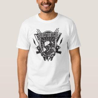 Chemise de sapeur-pompier t shirts