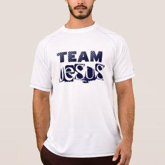 Chemise de séance d'entraînement de Jésus d'équipe Tee-shirt