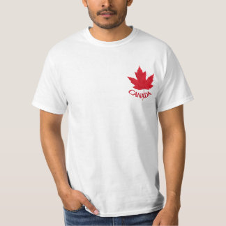 Chemise de souvenir du Canada de T-shirt de