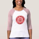 Chemise d'emblème de base-ball de pêche de KRW T-shirts