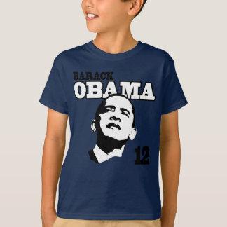 Chemise d'enfants de Barack Obama 2012 T-shirt