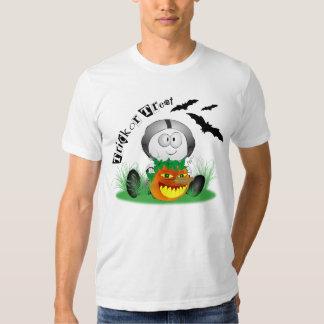 Chemise déplaisante de Jack-o'-lantern T-shirt