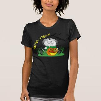 Chemise déplaisante de Jack-o'-lantern Tee-shirt