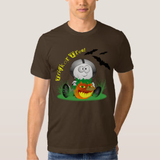 Chemise déplaisante de Jack-o'-lantern Tee Shirt