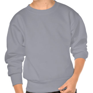 Chemise déplaisante d'enfants de Jack-o'-lantern Sweat-shirt