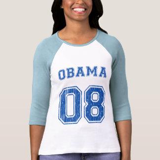 Chemise d'équipe de Barack Obama Tshirts