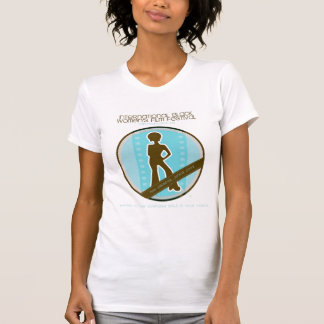 Chemise d'équipe de rue d'IBWFF ! T Shirt