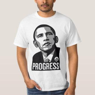 Chemise drôle de Barack Obama. (Pour les hommes) - T-shirt