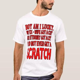 Chemise ex d'épouse de mandataire t-shirt