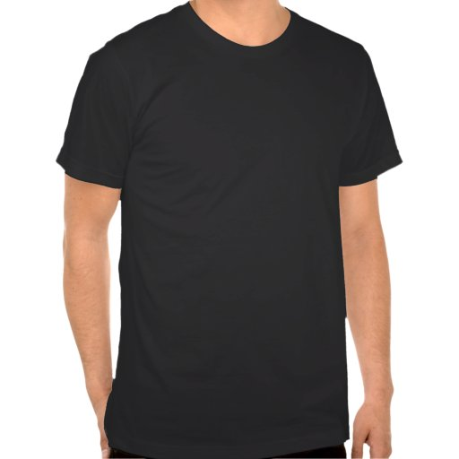 Chemise foncée ! t-shirts
