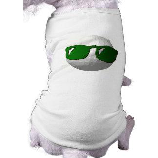 Chemise fraîche de chien de conception de boule de manteaux pour chien