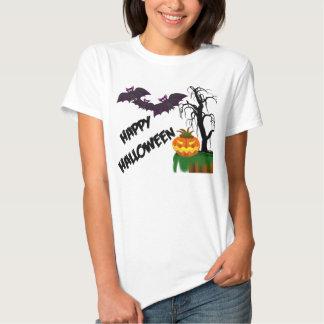 Chemise heureuse de Halloween T-shirts