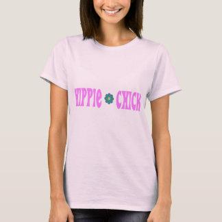 Chemise hippie de poussin t-shirt