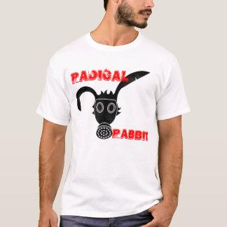 Chemise radicale extrêmement fraîche de lapin t-shirt